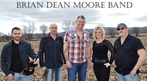 Photo of The Brian Dean Moore Band